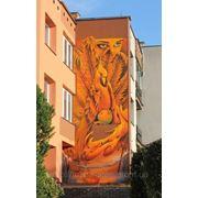 Стрит арт граффити Услуги профессиональных художников фото