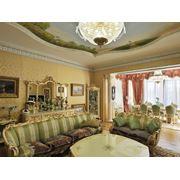 Картины на стенах Художественная роспись стен и потолков фото