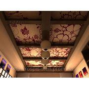Художественная роспись потолков в коттедже фото