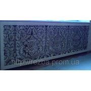 Декоративные деревянные решетки фото