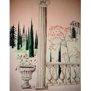 Роспись стен. Дизайн. фото