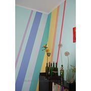 Роспись стен, интерьера (11 кв.м. росписи) фото