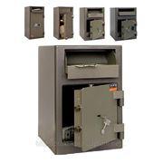 Депозитные сейфы для кассы магазина АЗС ломбарда. фото