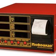 Автомобильный газоанализатор Инфракар М-1.02 фото