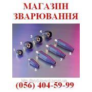 Панельные гнезда / кабельные штекера ABIPLUG от ABICOR BINZEL®. фото