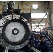 Экструзионные линии для производства труб большого диаметра фото