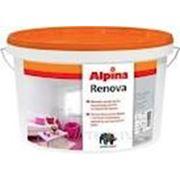 Краска Alpina Renova 5л (8,2кг) фото