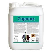 Биоцидный раствор Caparol Capatox, 10л. фото