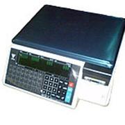 DIGI SM-100В CS+ весы с печатью этикетки до 15 кг, Ethernet, без стойки фото
