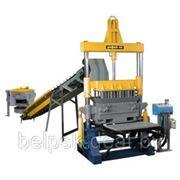Линия для производства бетонных блоков (вибропресс) Рифей-04Тс фото