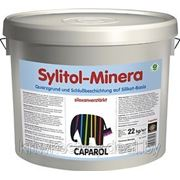 Caparol Sylitol Minera, 22 кг. фото