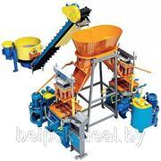 Линия для производства бетонных блоков (вибропресс) Рифей Бикондор фото