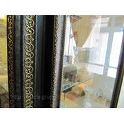 Уголок декоративный для защиты углов стен, Арт-Багет, Декор-Дизайн фото