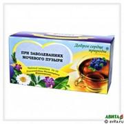 Чай/напиток №10 Доброе сердце природы при заболевании мочевого пузыря фото