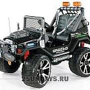 Детский электромобиль Peg Perego Gaucho Super Power фото
