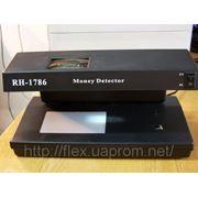 УФ детектор RH-1786, ультрафиолетовый детектор валют фото