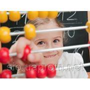 Математика для дошкольников и младших классов фото