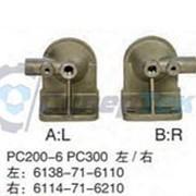 Крепление топливного фильтра Komatsu PC200-6, PC300 p/n 6114-71-6210 фото