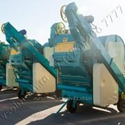 Очиститель вороха самопередвижной ОВС-25М фото