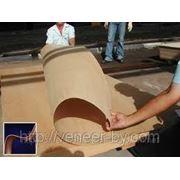 Гибкая фанера Сейба для криволинейных конструкций и фасадов фото