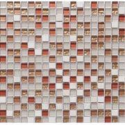Стекло-мозаика с добавлением Мрамора DAF 2 фото