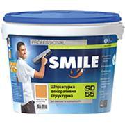 Штукатурка декоративная структурная «SMILE®»SD-55 фото