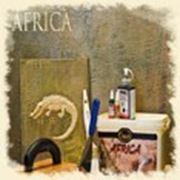 Эльф-Декор / Декоративное покрытие AFRICA (Африка) (8кг) фото