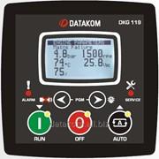 DATAKOM DKG-119 Контроллер ручного и дистанционного управления генератором фото