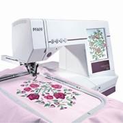 Ремонт вышивальных машин фото