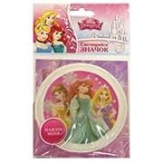 Значок Disney Принцессы светодиодный G фото