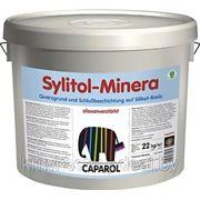 Caparol Sylitol Minera, 8 кг. фото