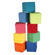 Пуф-кубик фото
