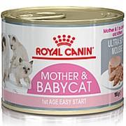 Royal Canin 195г конс. Mother&Babycat Влажный корм для котят до 4 месяцев фото