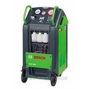 BOSCH предлагает ACS600, ACS650 — приборы для обслуживание климатических установок а/м… фото