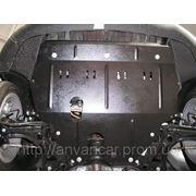 Изготовление защиты картера двигателя на автомобиль фото
