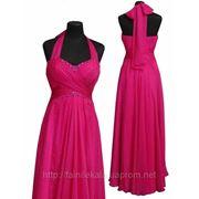Выкройка вечернего платья,модель Роза фото