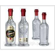 Разработка дизайна бутылки, подарочной упаковки, этикетки водки фото