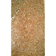 Топливные гранулы (Пеллеты) из хвойных и лиственных пород древесины диаметром 6мм. фото
