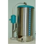 Аквадистиллятор электрический ДЭ-4-02 «ЭМО» фото