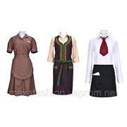 Одежда для сферы обслуживания по индидуальному заказу фото