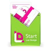Фирменный стиль Пакет «Start» фото