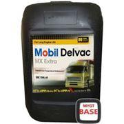 Масло моторное Mobil 10W40 Delvac MX Extra CI-4 цена (20 л) купить, Киев фото