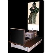 Мишени и оборудование для пневматических тиров : поворотные мишенные установки фото