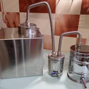 Дистиллятор, самогонный аппарат от 15 до 40 литров