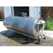 Охладитель молока закрытого типа Serap 2000 л фото
