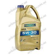 5w-30 моторное масло Ravenol HDS дизельное /ACEA C 4/ цена (5 л) Киев фото