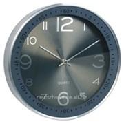 Часы Aluminum wall clock, арт. RV2212S,GY фото