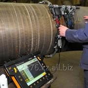 Услуги по проведению ультразвукового контроля металла и сварных соединений фото