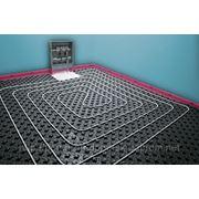 Пластификатор для бетонных теплых полов и стяжек. Бето-пласт. фото