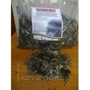 Фибра базальтовая (базальтовое волокно) 12 мм фото